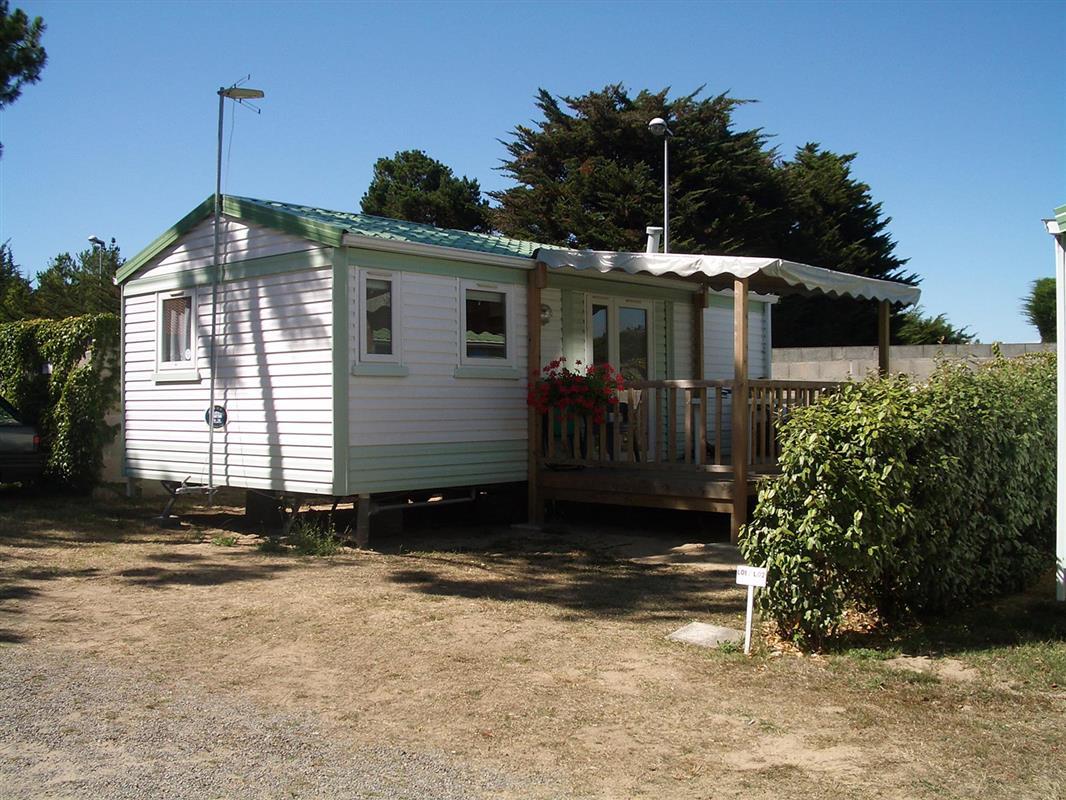 Location Mobil Home Pour 5 Personnes Dans Camping Avec